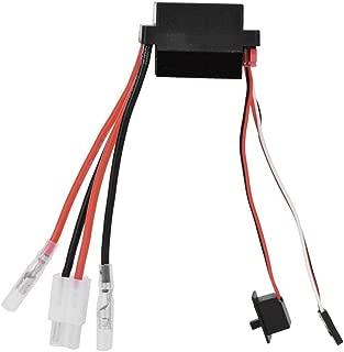 Drfeify 320A Brushed ESC Controlador de Velocidad Electró