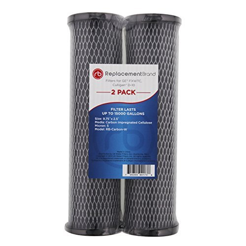 MERV 13 ReplacementBrand RB-P25S-611625 Air Filter 16 Length x 25 Height x 1 Thickness Pack of 6