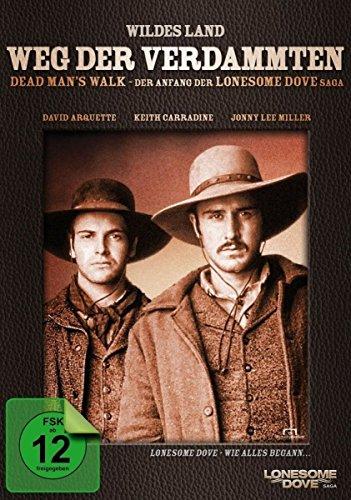 Wildes Land - Weg der Verdammten (Dead Man's Walk) - Fernsehjuwelen [2 DVDs]