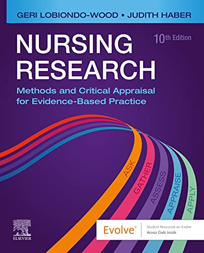 Nursing Research E-Book: Methods and Critical Appraisal for Evidence-Based Practice