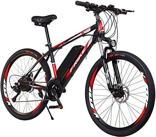 Bicicletas Eléctricas, Bicicletas eléctricas for adultos Electric Mountain Bike 21 de velocidad...