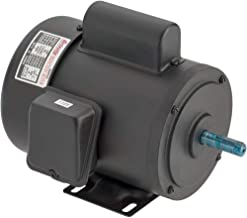 Grizzly Industrial G2533 - Heavy-Duty Motor 1 HP Single-Phase 3450 RPM TEFC 110V/220V
