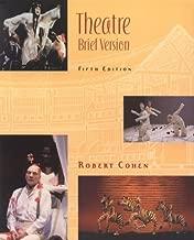 Theatre Brief Version by Robert Cohen (2000-12-23)