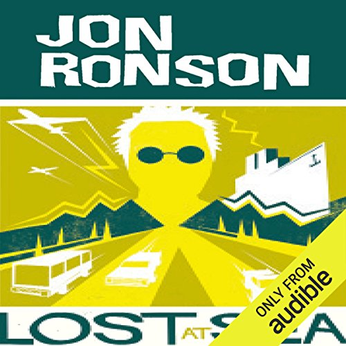 Lost at Sea: The Jon Ronson Mysteries Titelbild