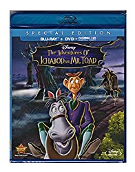 Best Halloween Movies for Kids - The Adventures of Ichabod and Mr Toad