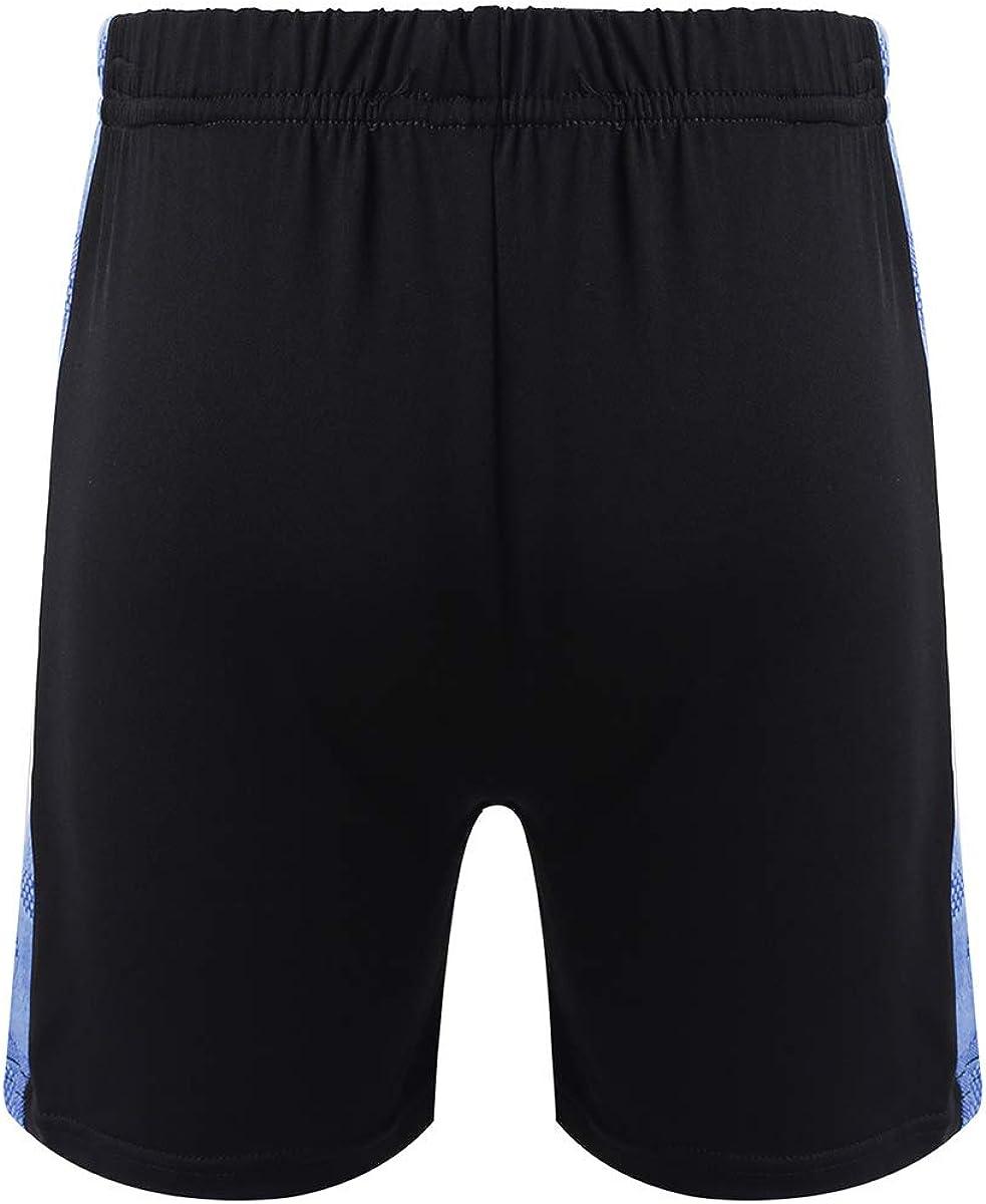 TiaoBug Kids Boys Girls Oakland Mall Athletic Wicking Shorts Sports Moisture 2021 new