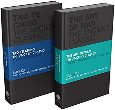 The Ancient Classics Collection : The Art of War and Tao Te Ching