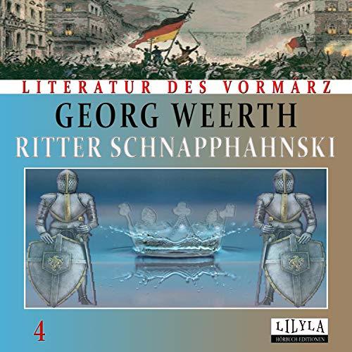 Ritter Schnapphahnski 4 Titelbild