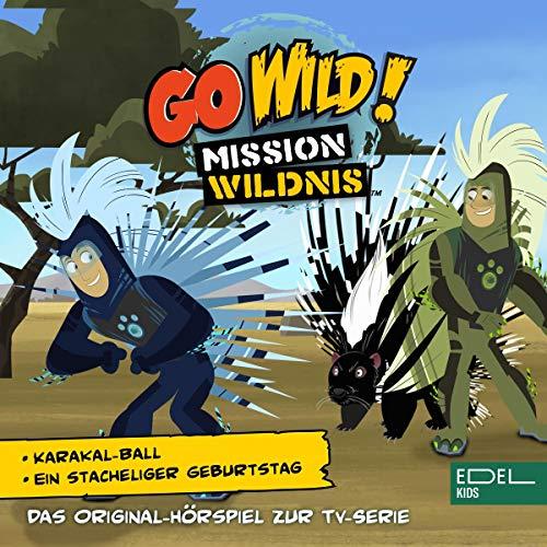 Go wild mission wildnis nackt