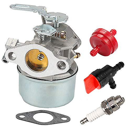 Best Price ATVATP Carburetor for Tecumseh 632107 632107A 640084 640084A 640084B HS50 HSK40 HSK50 HSS...