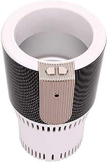 UOOD Smart Beverage Cooler Cup Fast Cooler Electric Cooling Mug Cup Portable Mini Desktop Beverage Cooler Refrigerator,Min...