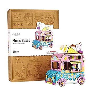 ice cream truck music box