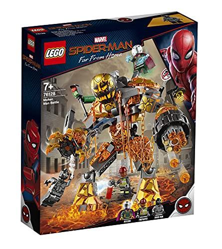 LEGO Marvel Super Heroes - Batalla contra Molten Man, Juguete de Construcción...