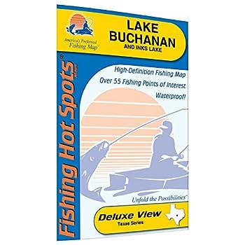 Best lake buchanan map Reviews