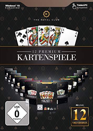 The Royal Club - 12 Premiumkartenspiele