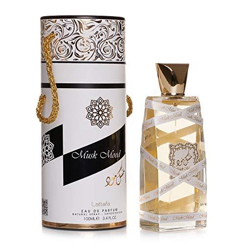 Lattafa Parfums Musk Mood Eau de Parfum, 100 ml