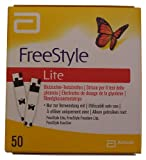Freestyle Lite Str Glicemia 50