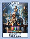 Lara Lara Castle Coloring Book: Wonderful Castle Drawing Design For Adult, Fairy Tale Lover, Stress Relief