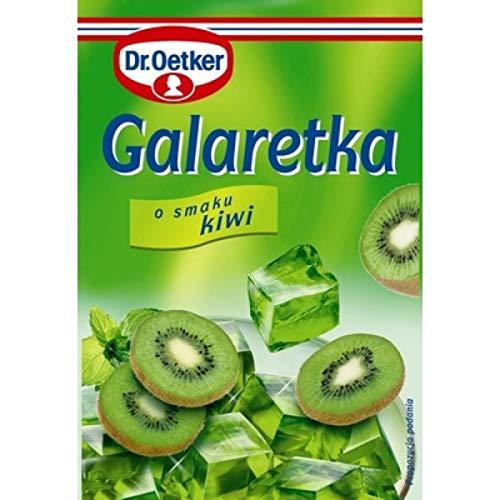 Kiwi Jelly mix - Galaretka kiwi