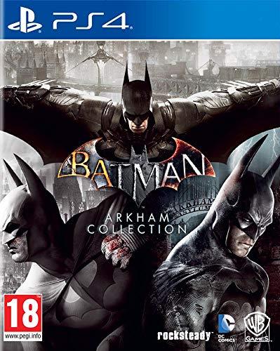 BATMAN: Arkham Collection PS4-Spiel