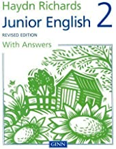 Haydn Richards Junior English Book 2 with Answers (Revised Edition) by Burt, Angela 1st (first) Edition (2012)