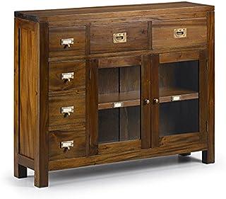 Consolas Estilo Colonial : Colección FLAMINGO 6 cajones de 100x80x27cms.