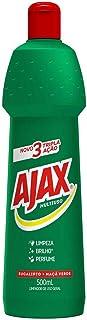 Limpador Diluível Ajax Multiuso Eucalipto + Maçã Verde 500Ml