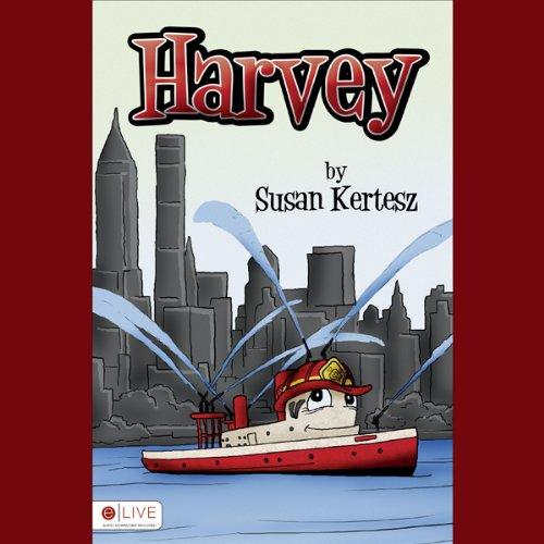 Harvey audiobook cover art