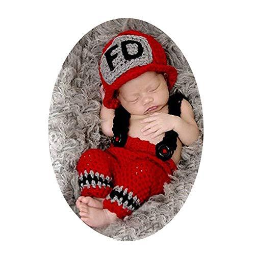 Accesorios de disfraces de bautizo para recién nac Unisex Niños recién nacidos...