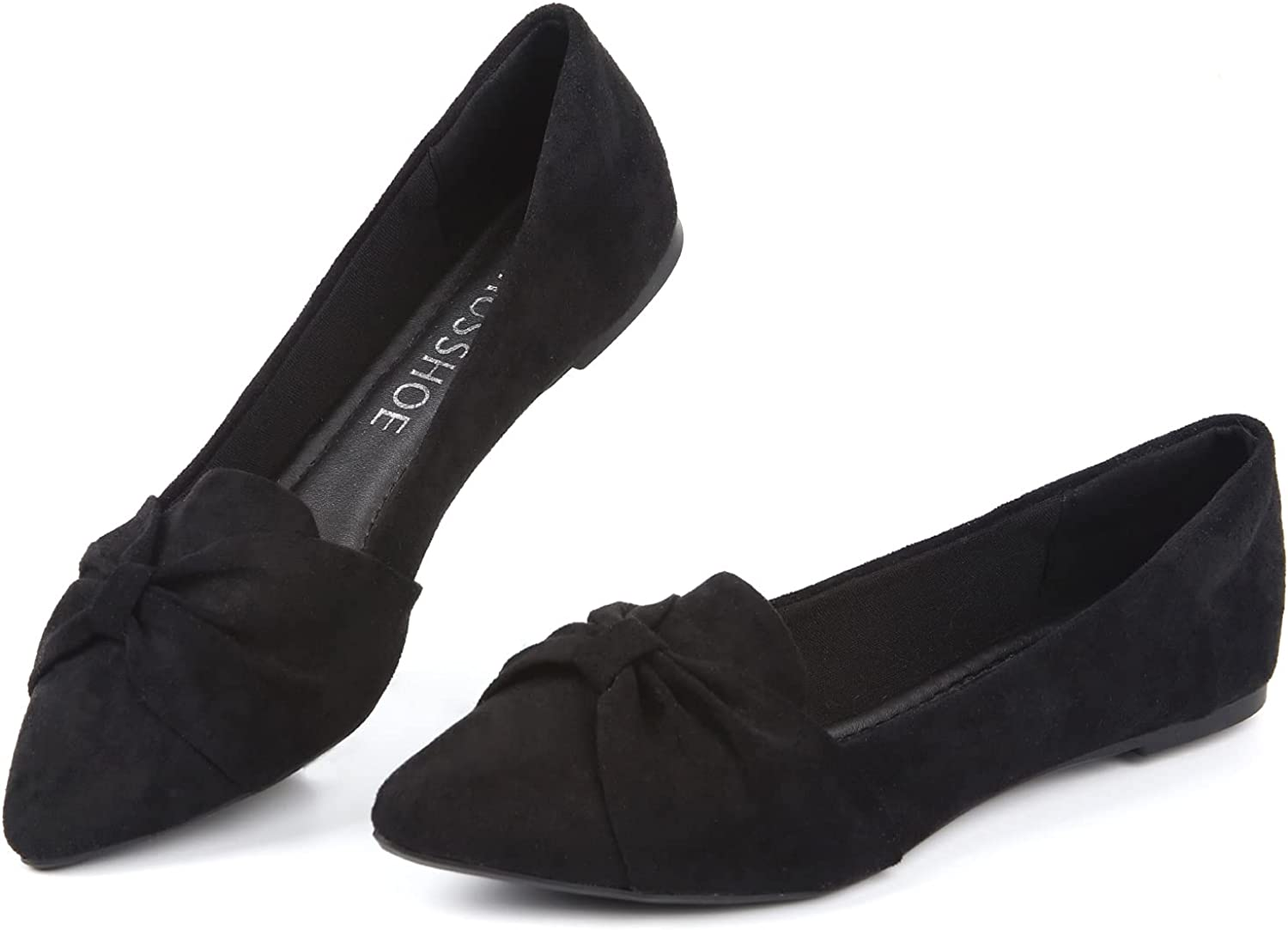 MUSSHOE Ballet Flats for Memory Women's Comfortable Outlet ☆ Free Shipping Genuine Women