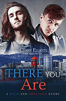 There You Are: An M/M Hurt/Comfort Romance (Wild and Precious Book 2) by [CJane Elliott]