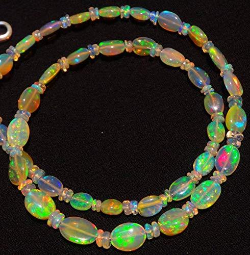 cadeau unique pour femme LOVEKUSH Beau bracelet en grenat rose de qualit/é AAA++ 3 mm de long 17,8 cm de long Pierre pr/écieuse de gu/érison chakra BR148 vacances /énergie