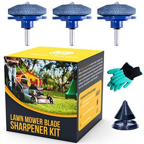 Best lawn mower blade sharpener  -  Our Picks