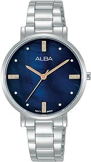 ALBA Ladies Hand Watch - Fashion - Stainless Steel Bracelet AH8879X1