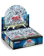 コナミデジタルエンタテインメント 遊戯王OCG デュエルモンスターズ DAWN OF MAJESTY BOX(初回生産限定版)(+1ボーナスパック 同梱) CG1725