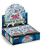 遊戯王OCG デュエルモンスターズ DAWN OF MAJESTY BOX(初回生産限定版)(+1ボーナスパック 同梱)