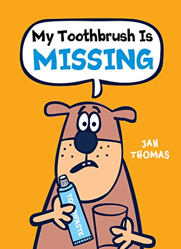 My Toothbrush Is Missing (The Giggle Gang) (English Edition)