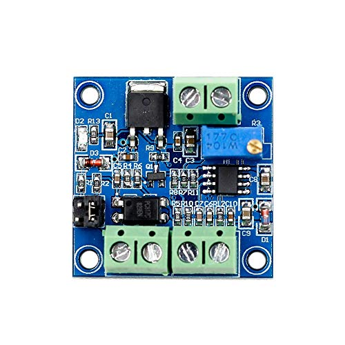 Shumo PWM zum Spannung Wandler Modul 0% -100% zu 0-10V für PLC MCU Digital zum Analogen Signal PWM Einstellbarer Konverter Power Module