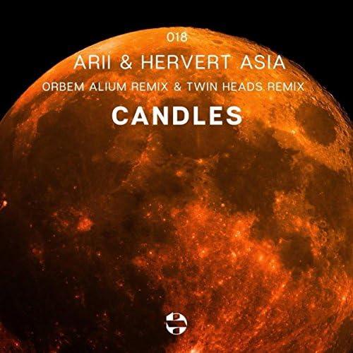 Arii & Hervert Asia