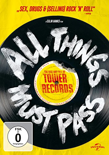 All Things Must Pass: The Rise and Fall of Tower Records (OmU)