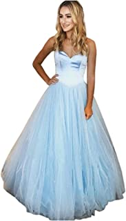 Jonlyc Adorable Sweetheart Sparkly Tulle Prom Ball Gowns Quinceanera Dress Sweet 16 Dress