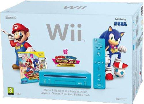 Wii Mario & Sonic Ai Giochi Olimpici Di Londra 2012 Pack
