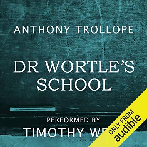 Dr Wortle's School copertina