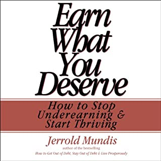 Earn What You Deserve cover art
