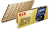 D.I.D 520ERV7120ZB Gold 120 High Performance X-Ring Chain with Connecting Link