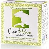 CaniMove Senior Maxi (100 Kapseln), Ergänzungsfuttermittel zur Versorgung von Augen und Gehirn im Alter mit DHA und Mikronährstoffen