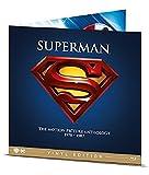 Superman Antologia Vinyl Edition (4 Blu-Ray) [Italia] [Blu-ray]