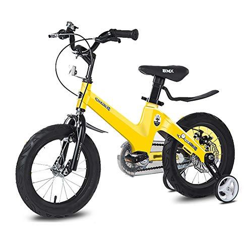 TOOSD bicycle Bicicleta para niños de aleación de magnesio 3-5-6-10-12 años de...