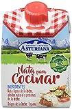 Central Lechera Asturiana, Nata con 0.18 de grasa (no esterilizada) - 200 ml.