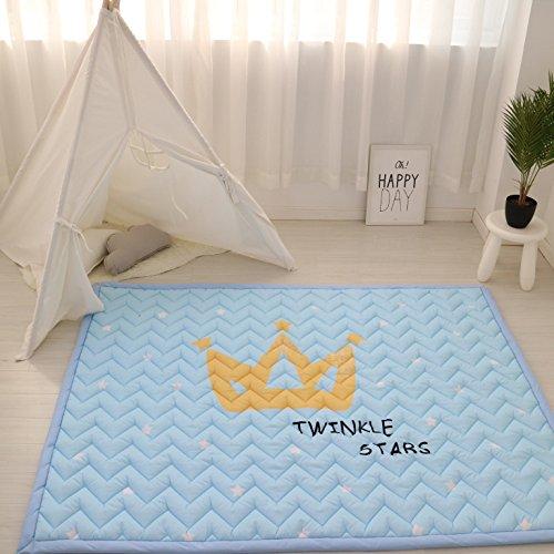 Baby Supplies HIL vierseizoenen universele dikke anti-slip mat, mat, kindergymnastiek, mat, opvouwbare textuur, 140 x 190 cm
